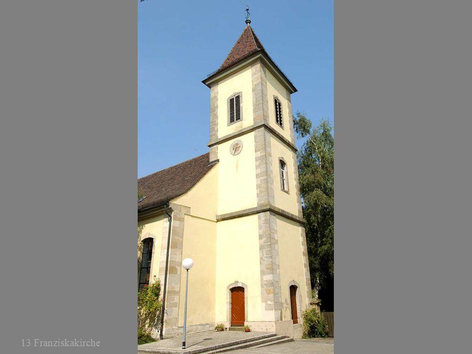 13 Franziskakirche