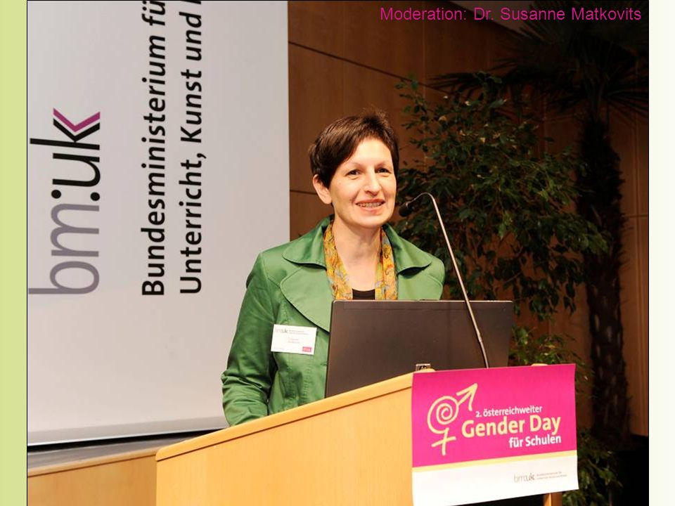 Moderation: Dr. Susanne Matkovits