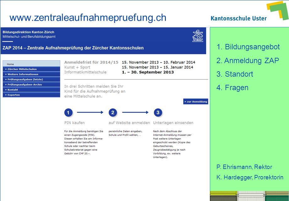 28.03.2017 www.zentraleaufnahmepruefung.ch