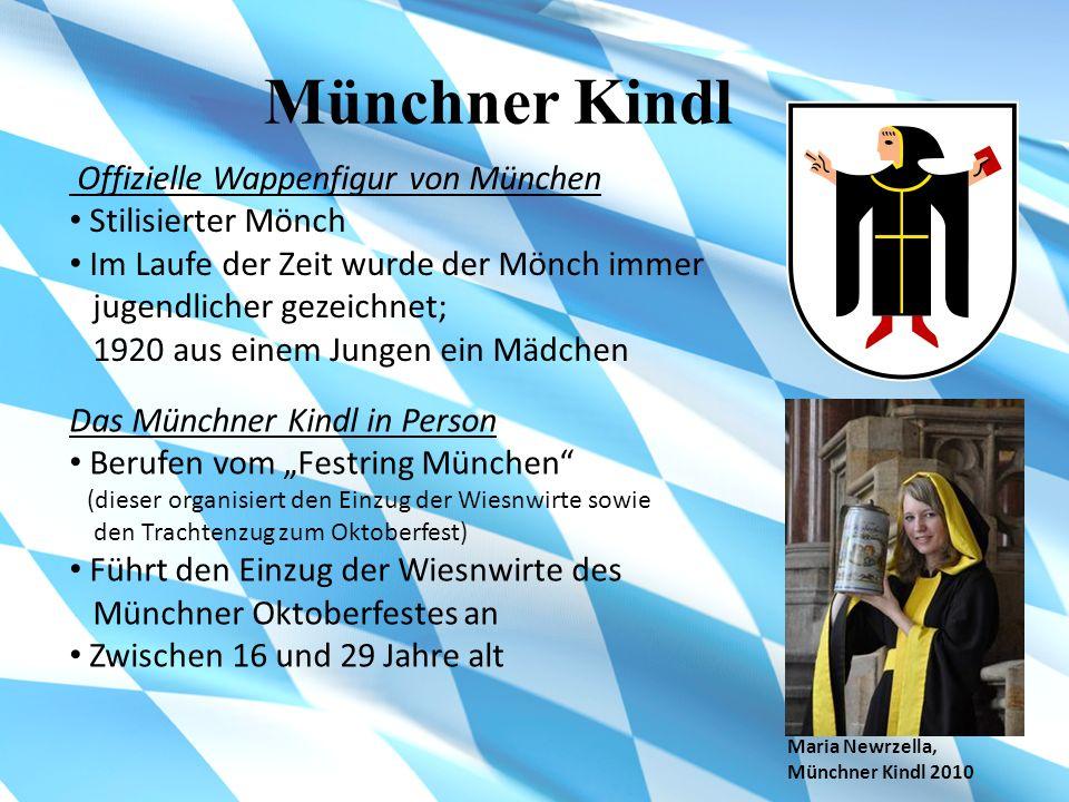 Münchner Kindl Offizielle Wappenfigur von München Stilisierter Mönch