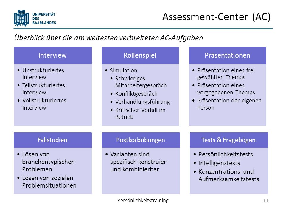 Assessment-Center (AC)
