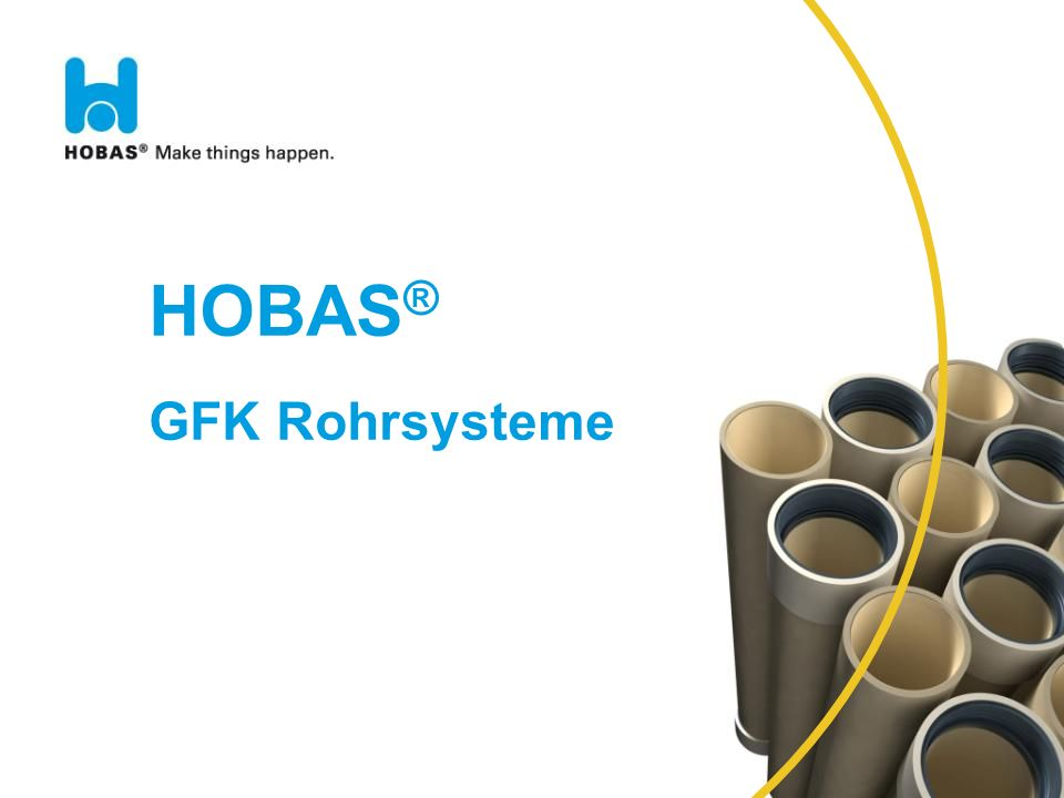 HOBAS® GFK Rohrsysteme