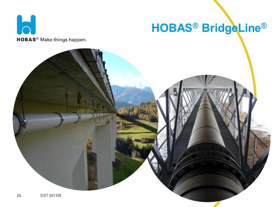 HOBAS® BridgeLine® DST 091109