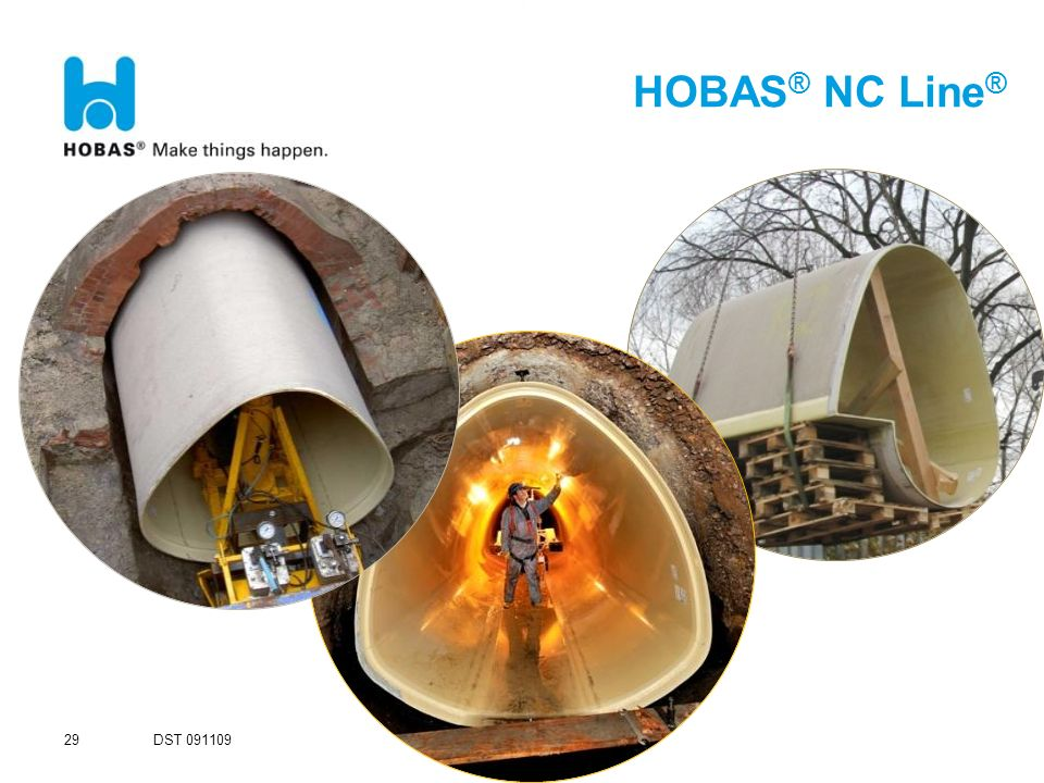 HOBAS® NC Line® DST 091109