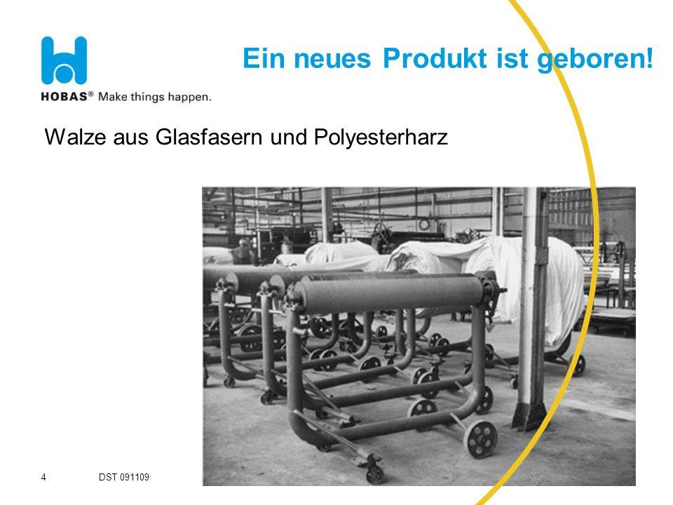 Ein neues Produkt ist geboren!