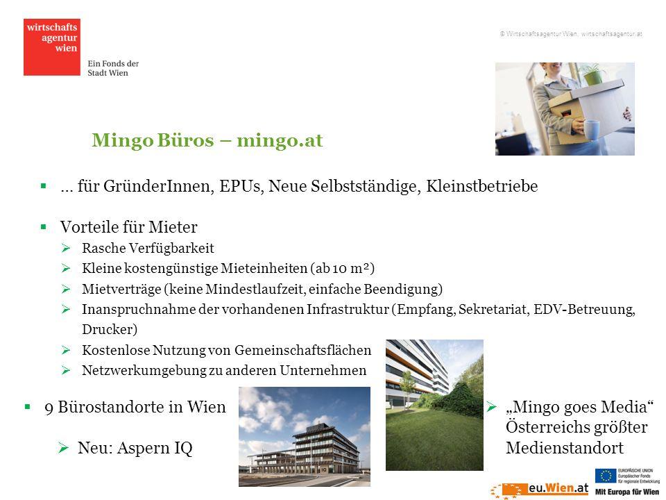© Wirtschaftsagentur Wien, wirtschaftsagentur.at