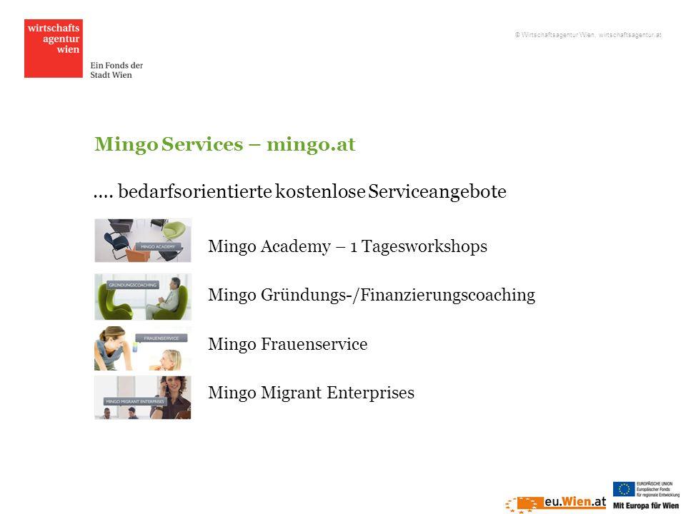 Mingo Services – mingo.at