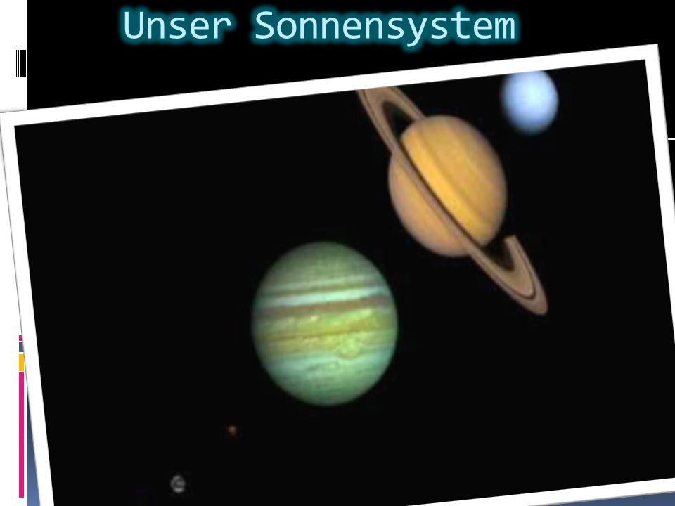 Unser Sonnensystem gg