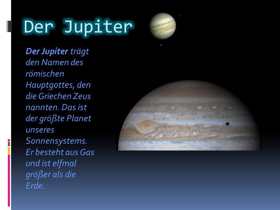 Der Jupiter