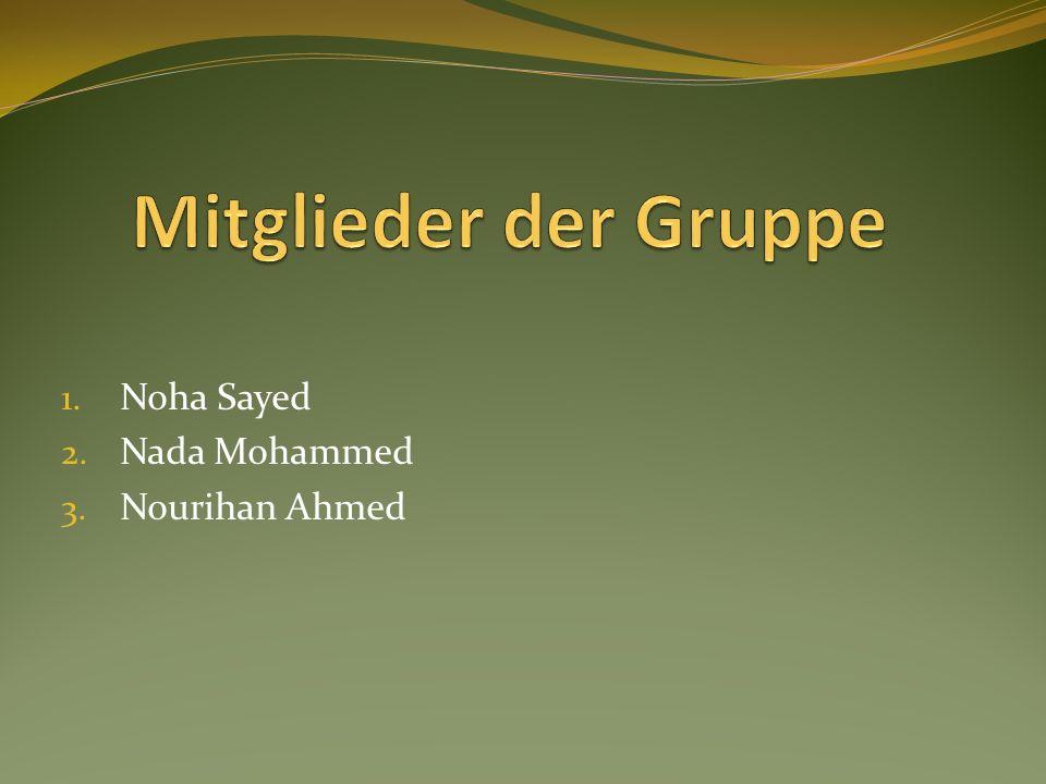 Noha Sayed Nada Mohammed Nourihan Ahmed
