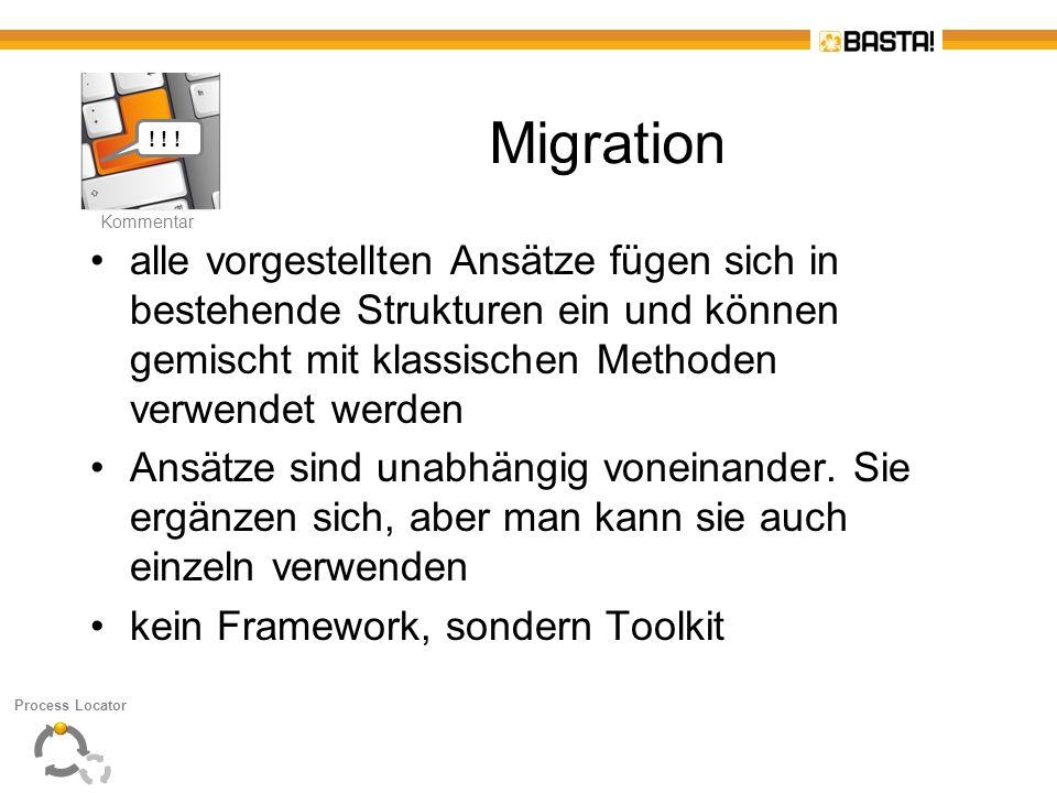 Kommentar ! ! ! Migration.