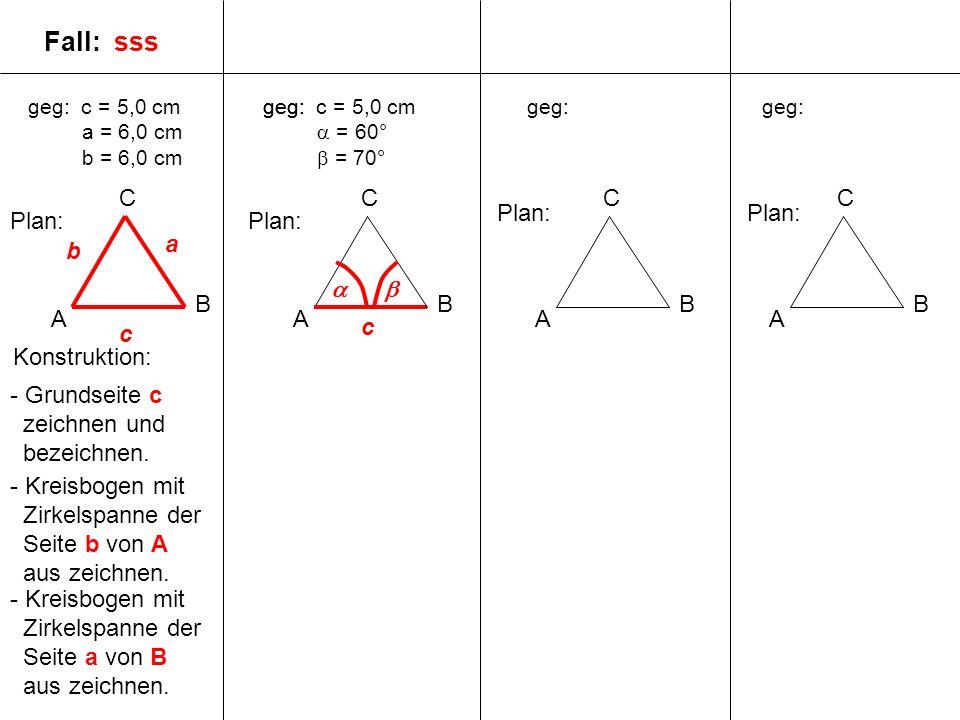 Fall: sss C C A B C A B C Plan: Plan: Plan: Plan: a b   B B A A c c