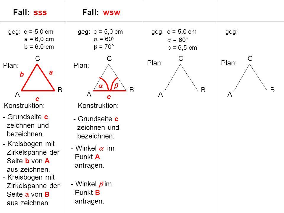 Fall: sss Fall: wsw C C C A B C Plan: Plan: Plan: Plan: a b   B B B