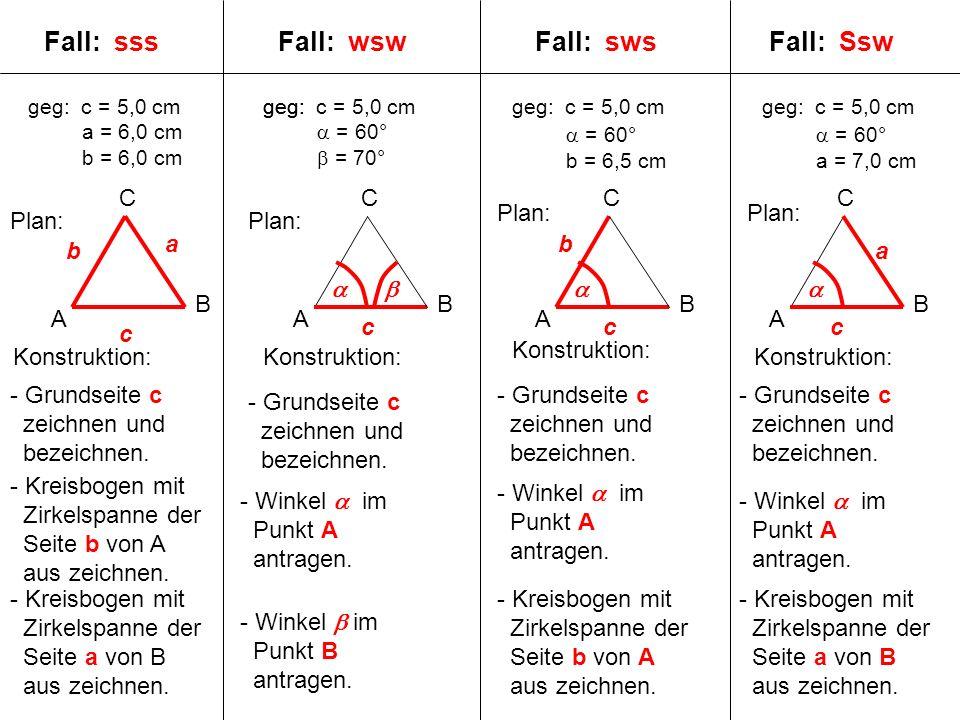 Fall: sss Fall: wsw Fall: sws Fall: Ssw C C C C Plan: Plan: Plan: