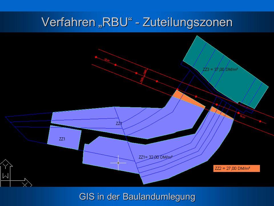 """Verfahren """"RBU - Zuteilungszonen"""