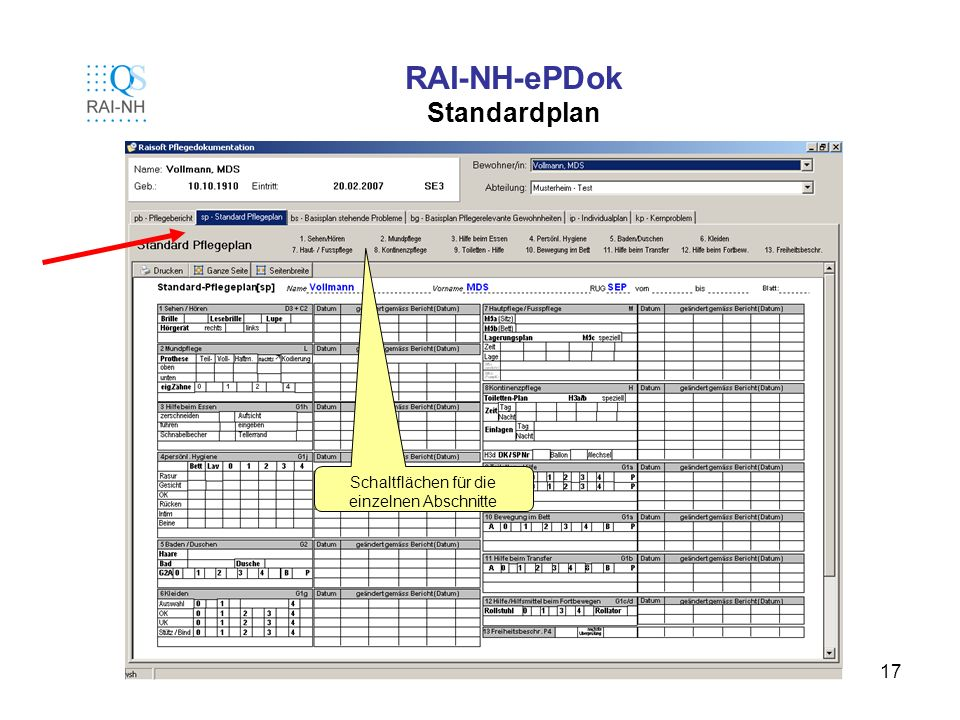 RAI-NH-ePDok Standardplan