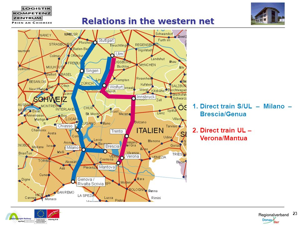 Relations in the western net