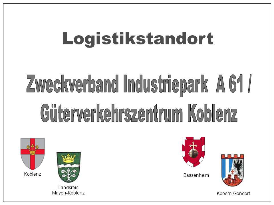 Logistikstandort Zweckverband Industriepark A 61 /