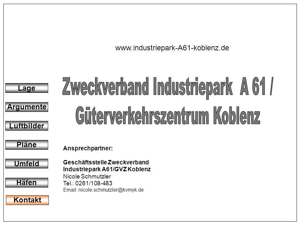 Zweckverband Industriepark A 61 / Güterverkehrszentrum Koblenz