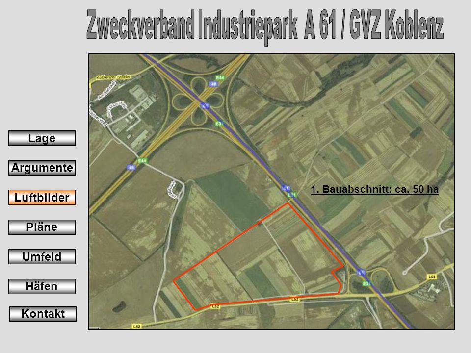Zweckverband Industriepark A 61 / GVZ Koblenz