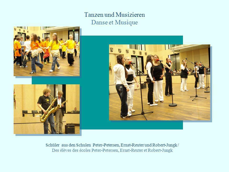 Tanzen und Musizieren Danse et Musique