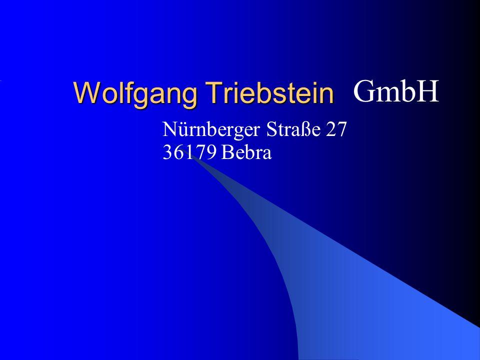 Nürnberger Straße 27 36179 Bebra