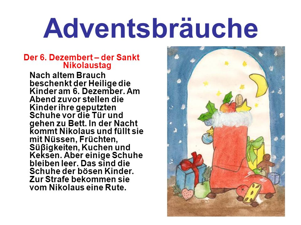 segen zum advent