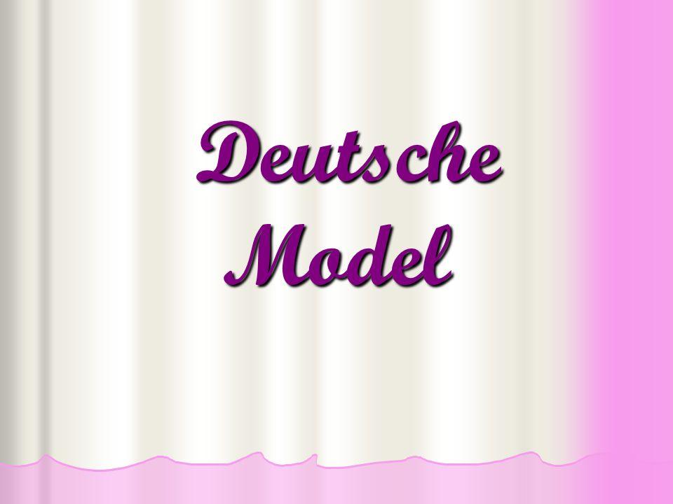 Deutsche Model