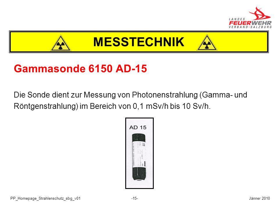 MESSTECHNIK Gammasonde 6150 AD-15