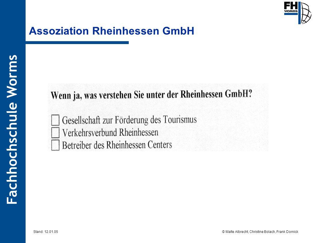 Assoziation Rheinhessen GmbH