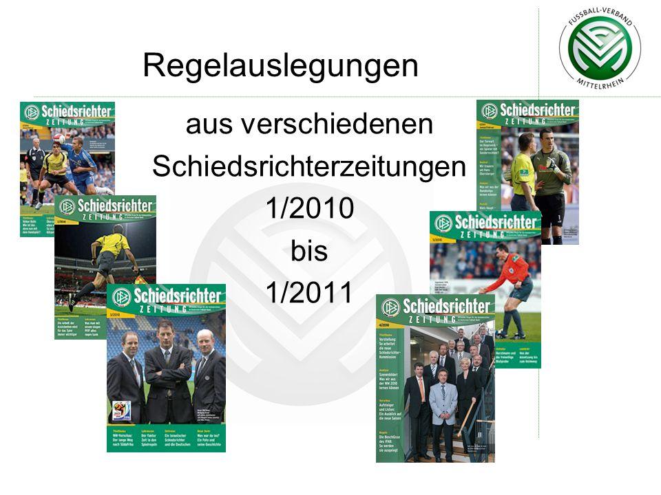 Schiedsrichterzeitungen