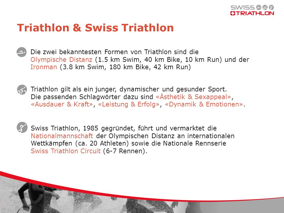 Triathlon & Swiss Triathlon