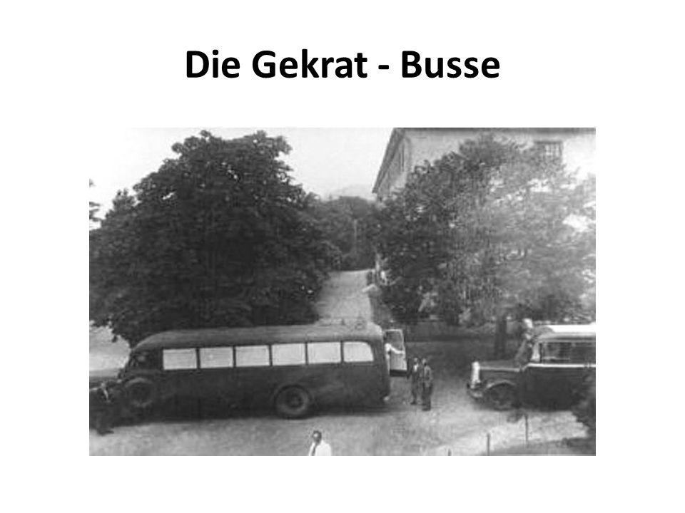 Die Gekrat - Busse