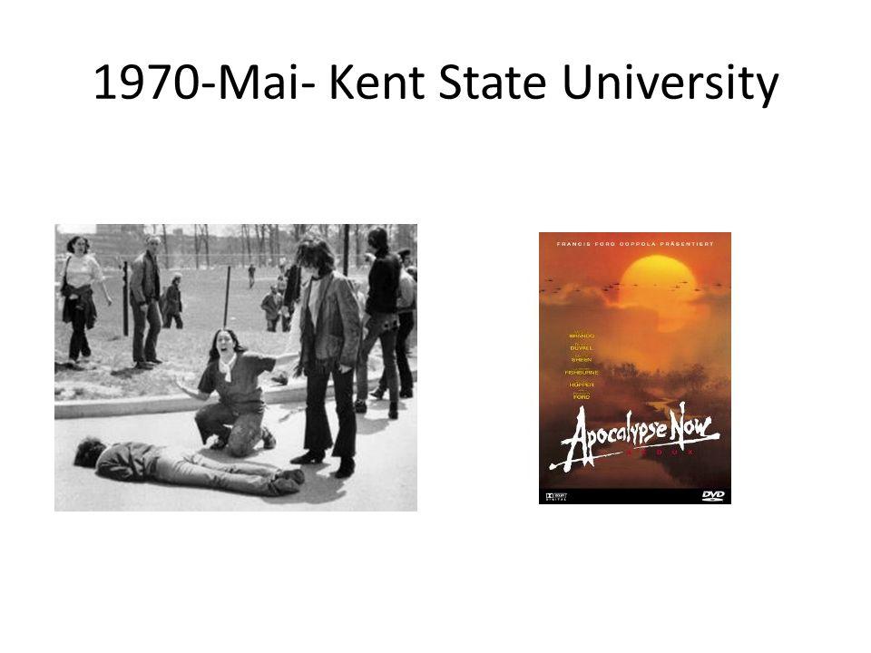 1970-Mai- Kent State University