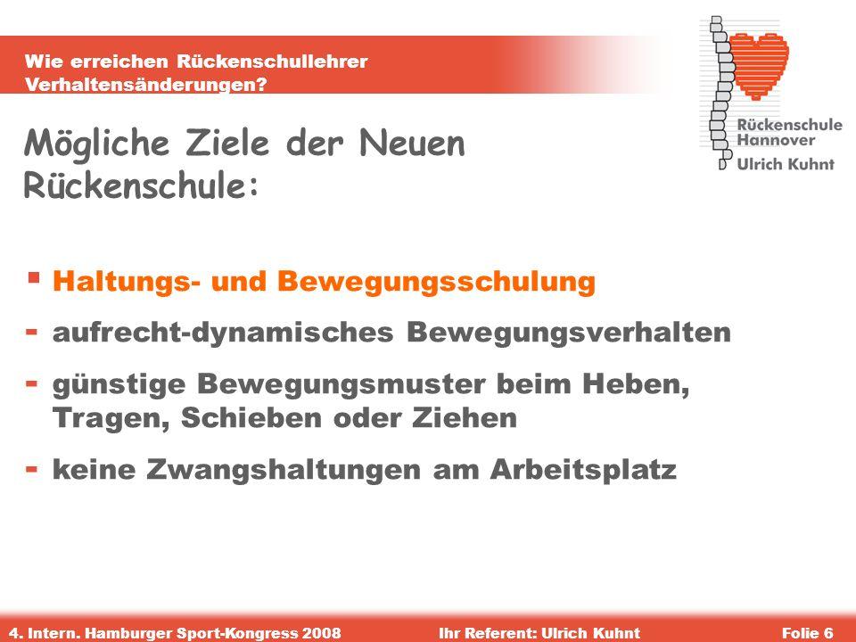 Ihr Referent: Ulrich Kuhnt
