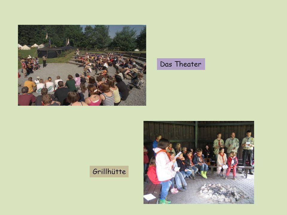 Das Theater Grillhütte