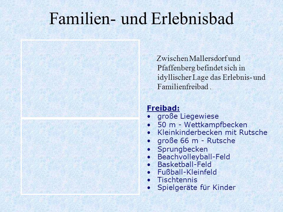 Familien- und Erlebnisbad