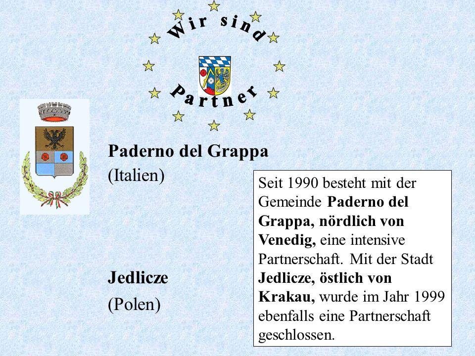 Paderno del Grappa (Italien) Jedlicze (Polen) W i r s i n d