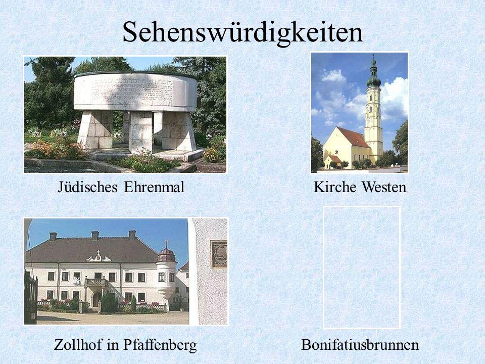 Zollhof in Pfaffenberg