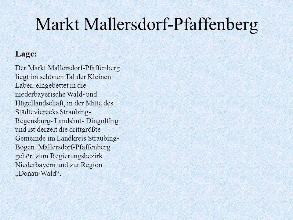 Markt Mallersdorf-Pfaffenberg