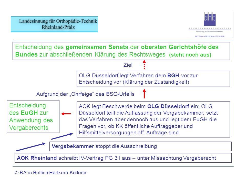 Entscheidung des EuGH zur Anwendung des Vergaberechts