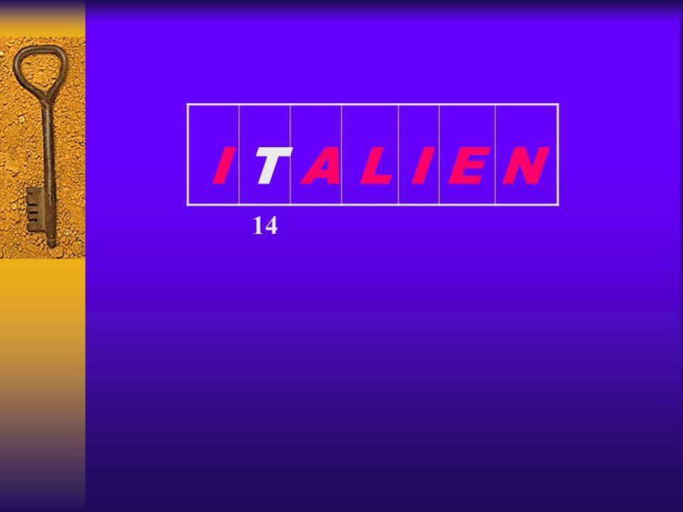 I T A L I E N 14
