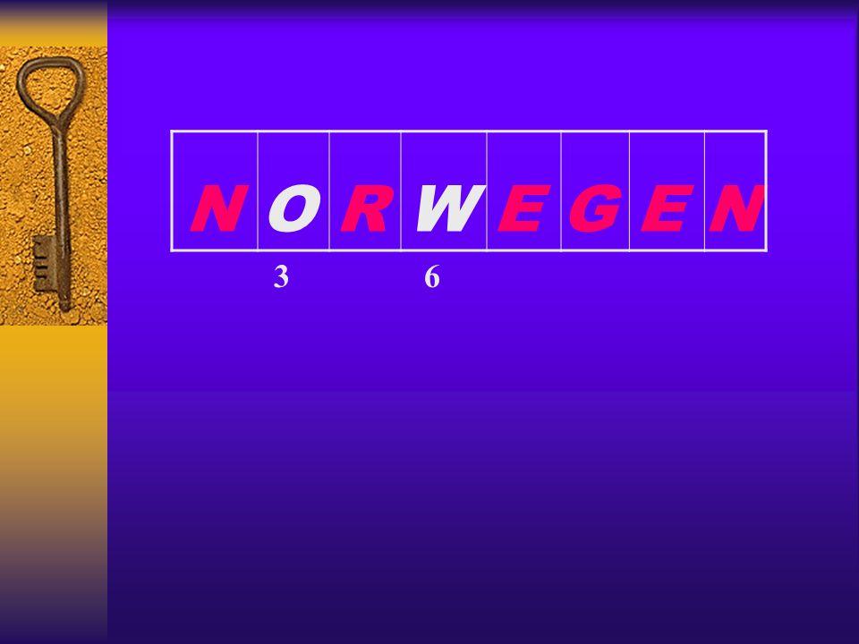 N O R W E G E N 3 6