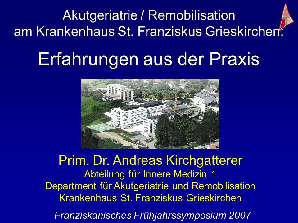 Prim. Dr. Andreas Kirchgatterer