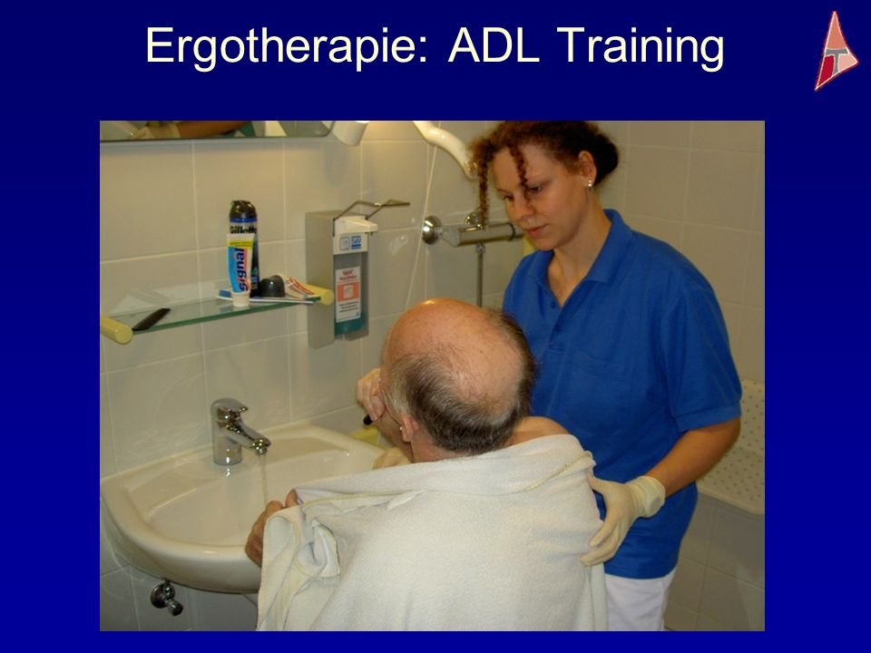Ergotherapie: ADL Training