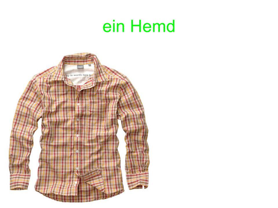 ein Hemd