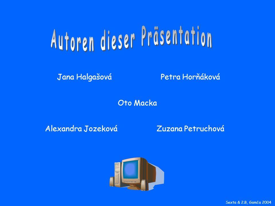Autoren dieser Präsentation