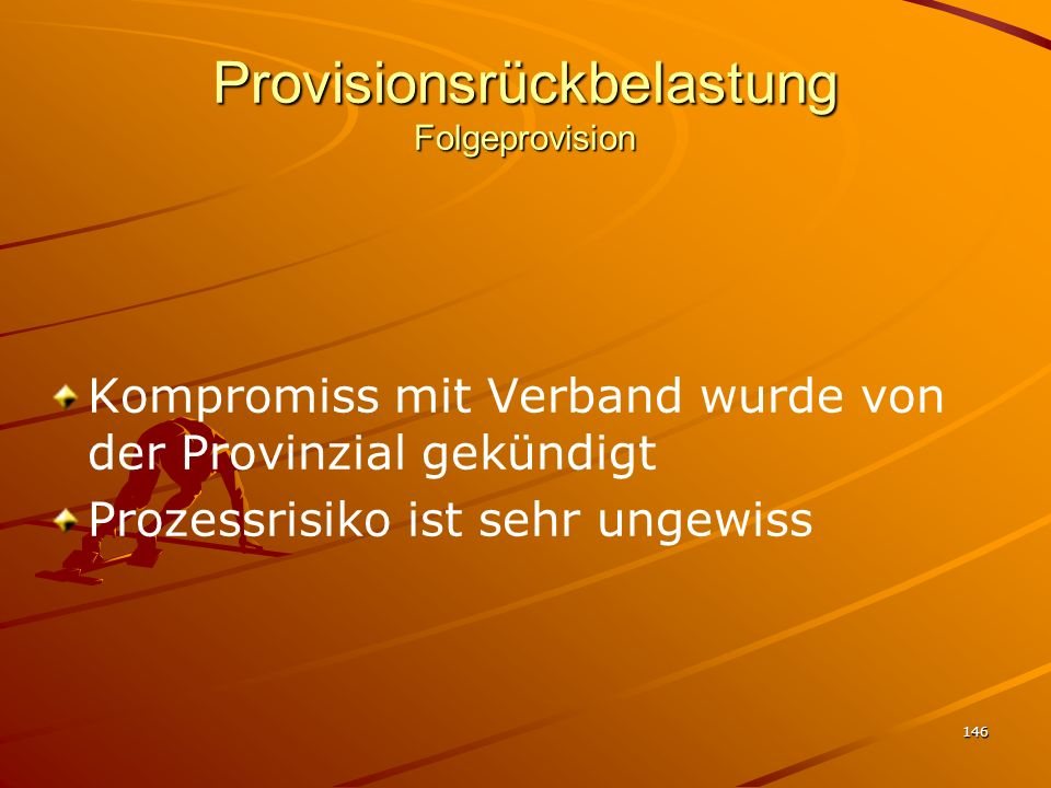 Provisionsrückbelastung Folgeprovision