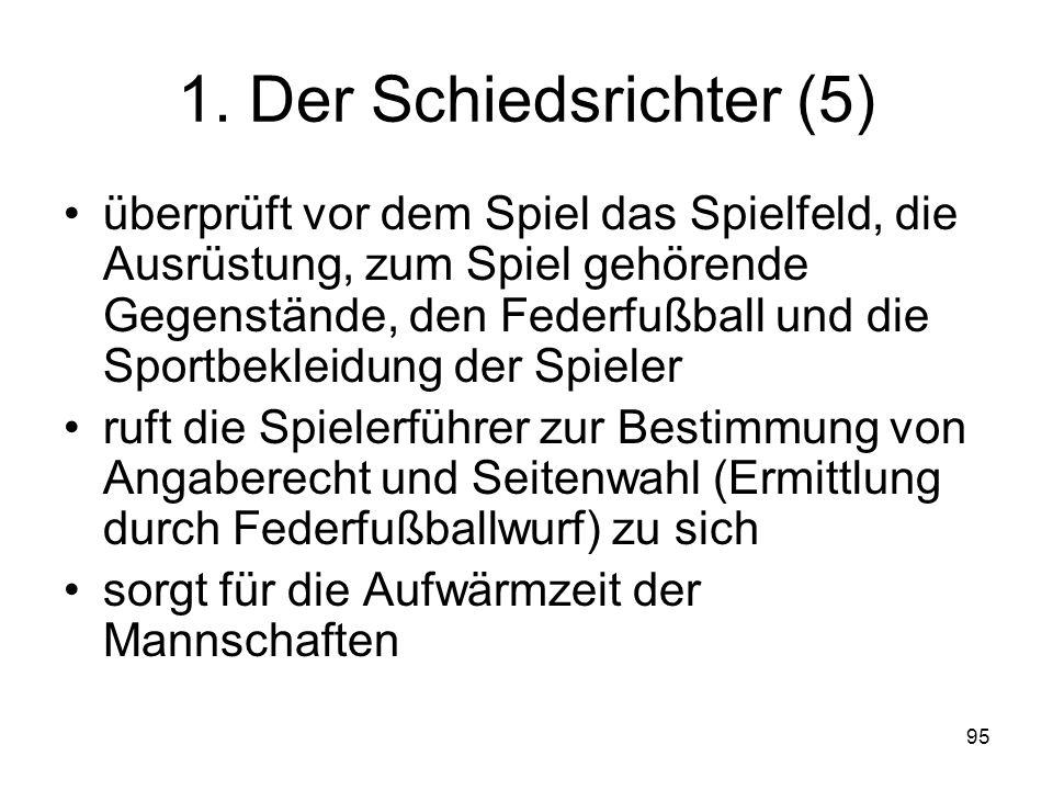 1. Der Schiedsrichter (5)