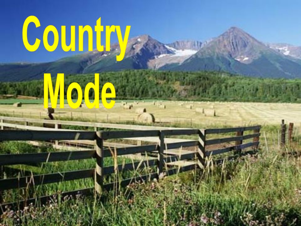 Country Mode